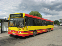 Volvo B10BLE 6x2 #8043