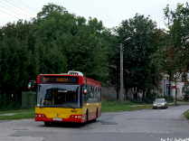 Autobusy 2012