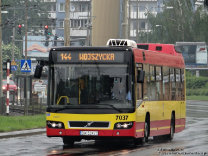 Volvo 7700 #7037