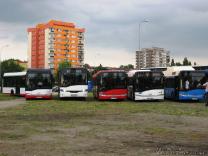 Solaris Urbino 18 Hybrid, Solaris InterUrbino 12, Solaris Urbino 12, Solaris Urbino 12 (lotniskowy), Solaris Urbino 12 CNG