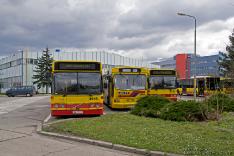 Volvo B10BLE 6x2 #8045, Jelcz M121M #9508 i Volvo B10BLE 6x2 #8043