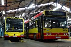 Mercedes-Benz O530G #8321 i Volvo B10BLE 6x2 #8039