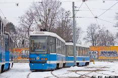 Zajezdnia tramwajowa nr I - Gaj
