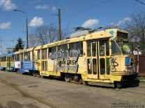 Zajezdnia tramwajowa nr IV - Borek